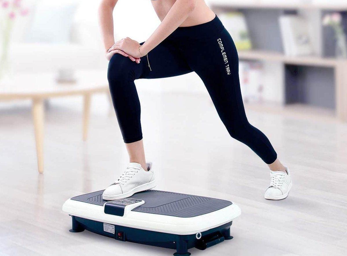 Faire fondre la cellulite grâce à la plateforme vibrante